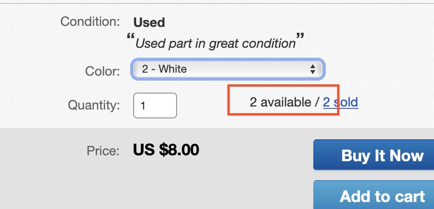 live ebay